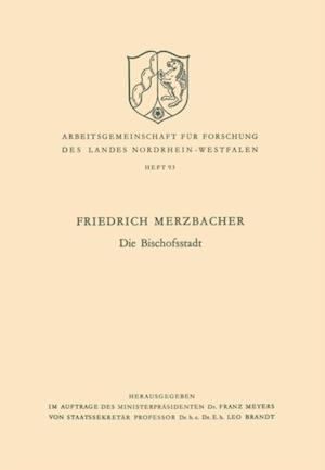 Die Bischofsstadt af Friedrich Merzbacher