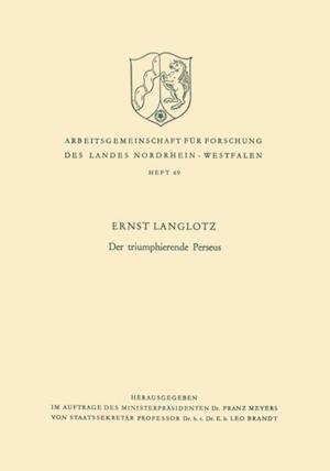Der triumphierende Perseus af Ernst Langlotz