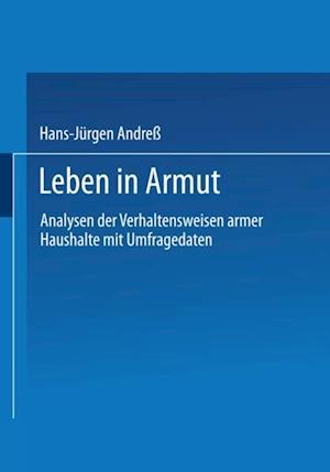 Leben in Armut af Hans-Jurgen Andre