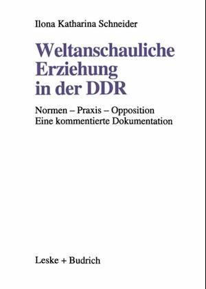 Weltanschauliche Erziehung in der DDR