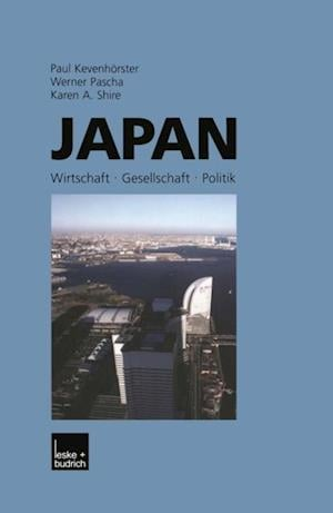 Japan af Karen Shire, Werner Pascha, Paul Kevenhorster