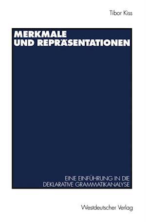 Merkmale und Reprasentationen af Tibor Kiss