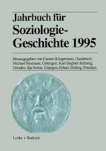 Jahrbuch fur Soziologiegeschichte 1995