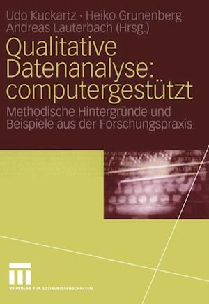 Qualitative Datenanalyse: computergestutzt