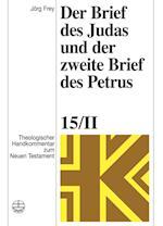 Der Brief Des Judas Und Der Zweite Brief Des Petrus af Jorg Frey