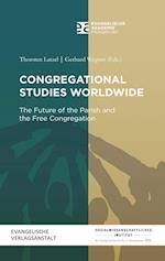 Congregational Studies Worldwide (Evangelische Akademie Frankfurt, nr. 1)