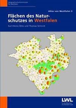 Flächen des Naturschutzes in Westfalen