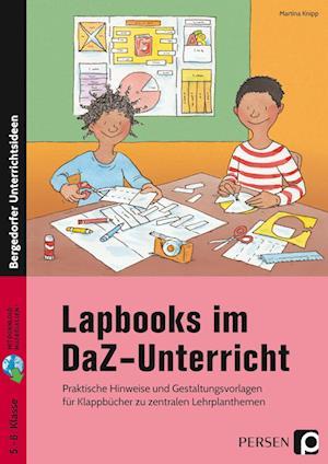 Lapbooks im DaZ-Unterricht