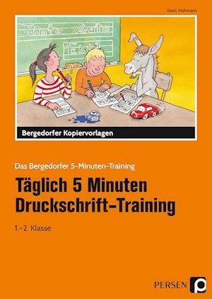 Täglich 5 Minuten Druckschrift-Training