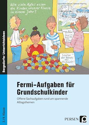 Fermi-Aufgaben für Grundschulkinder