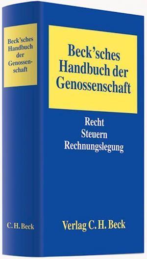 Beck'sches Handbuch der Genossenschaft