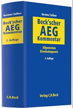 Beck'scher Kommentar zum Allgemeinen Eisenbahngesetz (AEG)