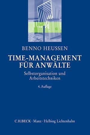 Time-Management für Anwälte