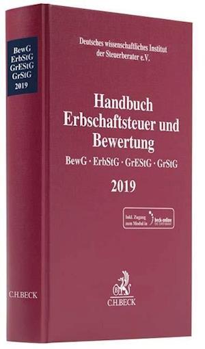 Handbuch Erbschaftsteuer und Bewertung 2019