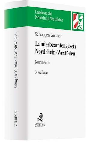 Landesbeamtengesetz Nordrhein-Westfalen (LBG NRW)