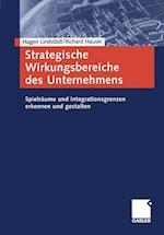 Strategische Wirkungsbereiche Des Unternehmens af Hagen Lindst Dt, Richard Hauser