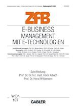 E-Business Management mit E-Technologien af Horst Albach