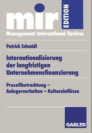 Internationalisierung der langfristigen Unternehmensfinanzierung