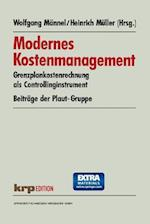 Modernes Kostenmanagement