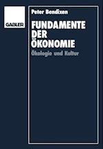 Fundamente der Okonomie af Peter Bendixen