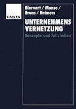 Unternehmensvernetzung af Bernd Biervert