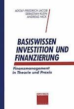 Basiswissen Investition und Finanzierung af Adolf-Friedrich Jacob