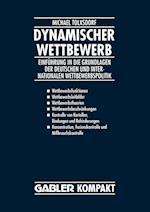 Dynamischer Wettbewerb af Michael Tolksdorf