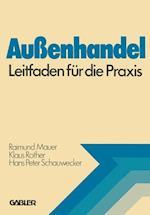 Aussenhandel af Raimund Mauer
