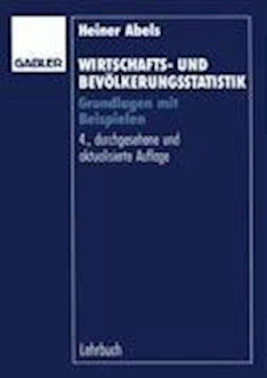Bog, paperback Wirtschafts- und Bevolkerungsstatistik af Heiner Abels