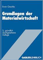 Grundlagen der Materialwirtschaft af Erwin Grochla