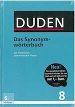 Duden (8) - Synonymwörterbuch (HB) - 6. Auflage (Duden, nr. 8)