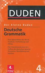 Der kleine Duden (4)  - Deutsche Grammatik (HB) - 4. Auflage