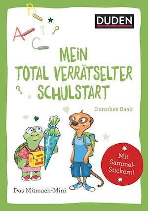 Duden Minis (Band 35) - Mein total verrätselter erster Schultag / VE mit 3 Exemplaren