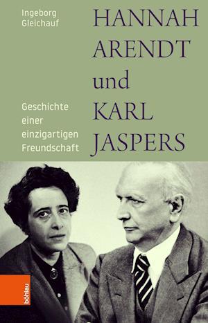 Hannah Arendt und Karl Jaspers