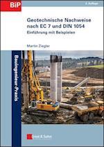 Geotechnische Nachweise Nach EC 7 Und Din 1054 af Martin Ziegler