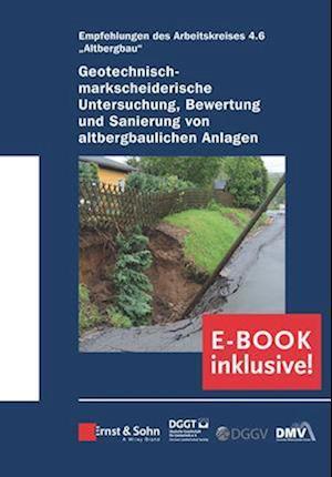 Geotechnisch-markscheiderische Untersuchung, Bewertung und Sanierung von altbergbaulichen Anlagen ?Empfehlungen des Arbeitskreises Altbergbau