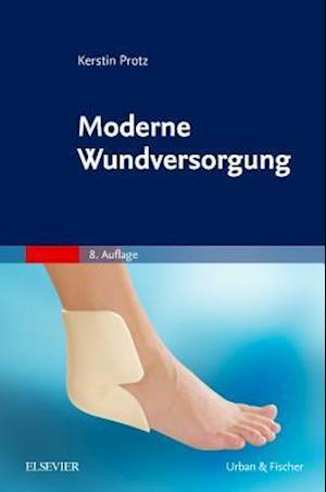 Moderne Wundversorgung af Kerstin Protz, Jan Hinnerk Timm