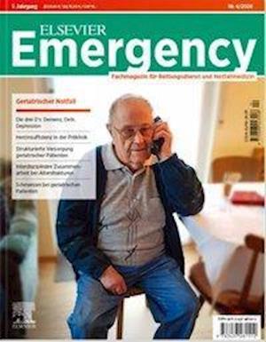 Elsevier Emergency. Geriatrischer Notfall. 4/2020