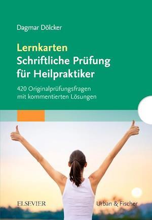 Lernkarten Schriftliche Prüfung für Heilpraktiker