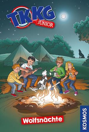 TKKG Junior, 13, Wolfsnächte
