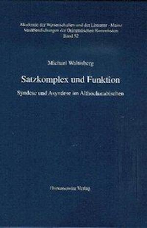 Satzkomplex Und Funktion