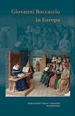 Giovanni Boccaccio - Werk Und Wirkung in Der Europaischen Renaissance
