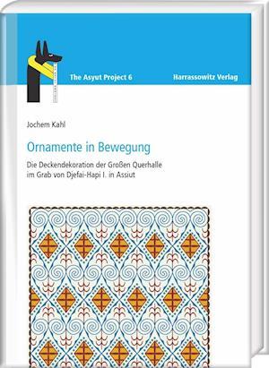 Bog, hardback Ornamente in Bewegung af Jochem Kahl