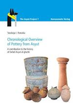 Chronological Overview of Pottery from Asyut (The Asyut Project, nr. 7)