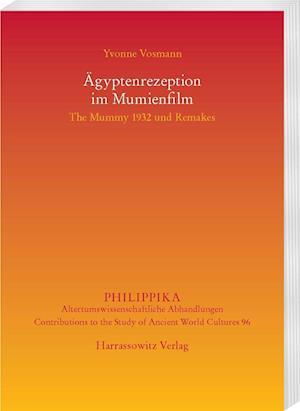 Bog, paperback Agyptenrezeption Im Mumienfilm af Yvonne Vosmann