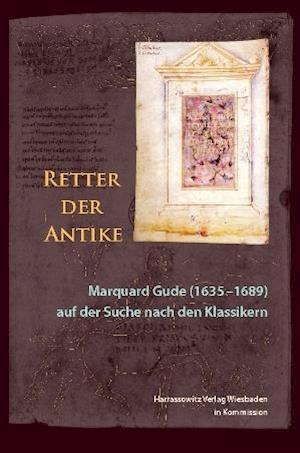 Bog, hardback Retter Der Antike
