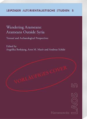 Bog, paperback Wandering Arameans af Angelika Berlejung