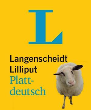 Langenscheidt Lilliput Plattdeutsch