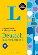 Langenscheidt Grundwortschatz Deutsch - Basic Vocabulary German