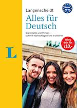 Langenscheidt Alles Fuer Deutsch - All-In-1 German (German Edition)
